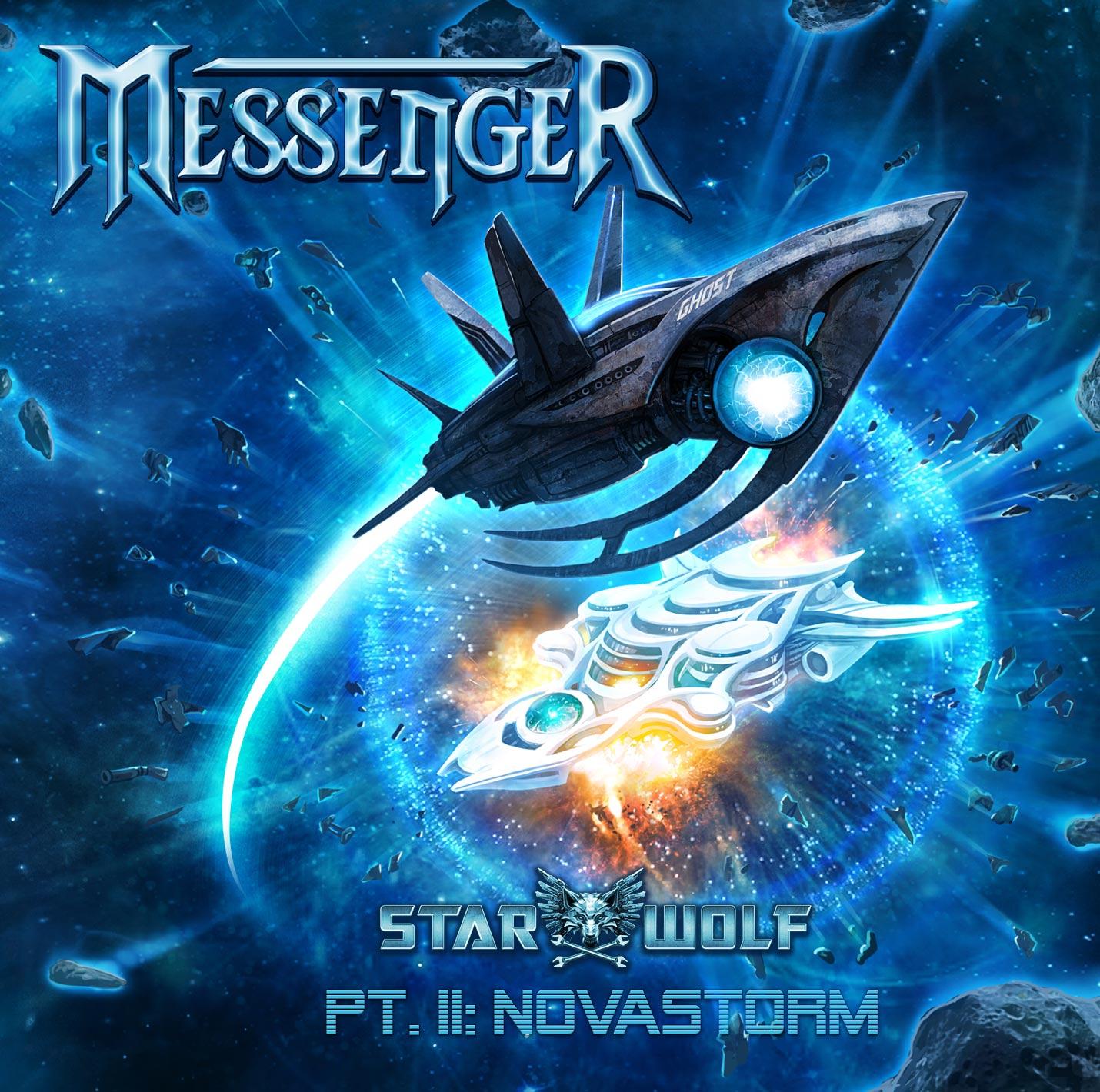 Messenger STARWOLF - PT. II- NOVASTROM