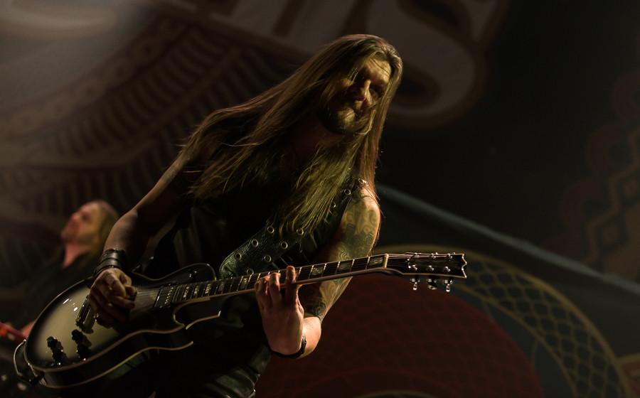 Amorphis 04.12.2015 Frankfurt Jahrhunderthalle