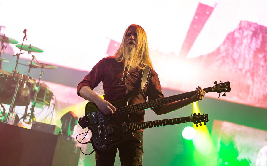 Nightwish 04.12.2015 Frankfurt Jahrhunderthalle