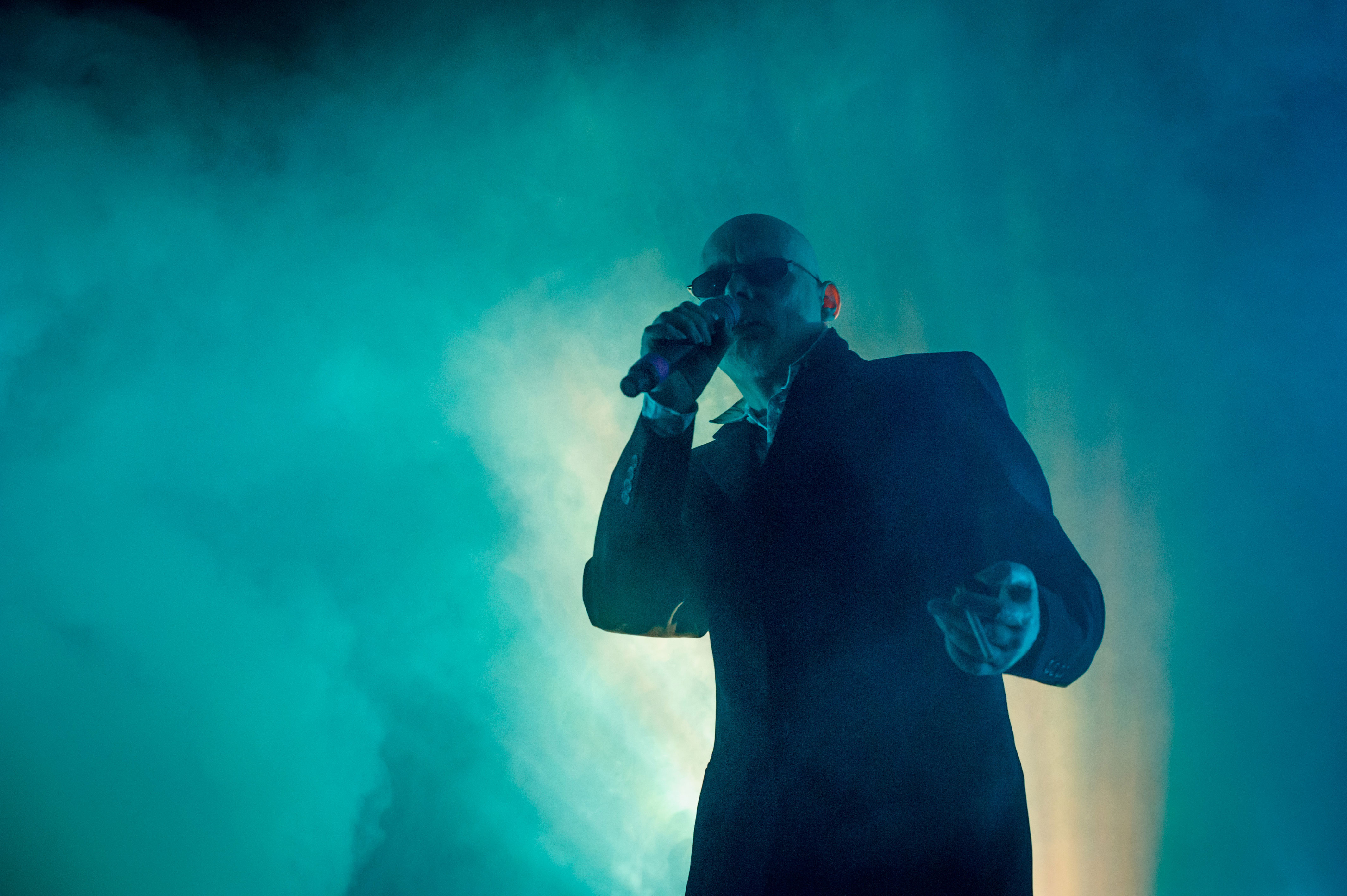 The Sisters Of Mercy  live Columbiahalle 12.5.2014 in Berlin.