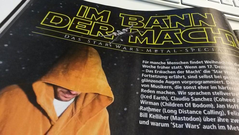 Star Wars Metal-Special