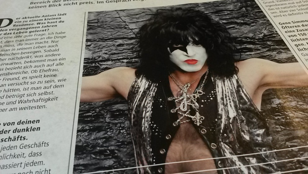 Kiss - Paul Stanley im Interview