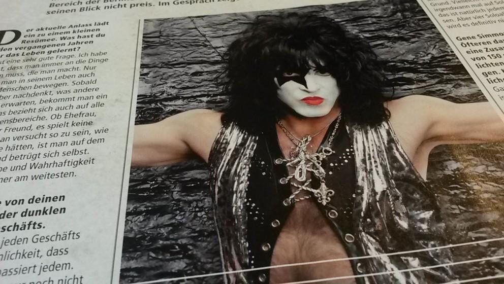 Kiss - Paul Stanley im Interview