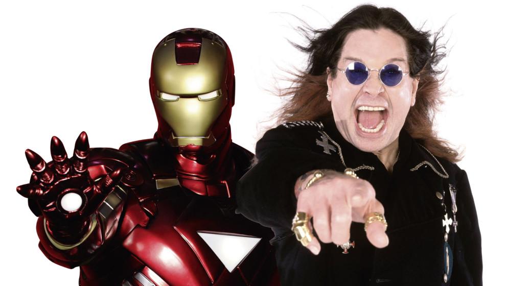 Iron Man und Ozzy Osbourne suchen den Black Sabbath-Experten!