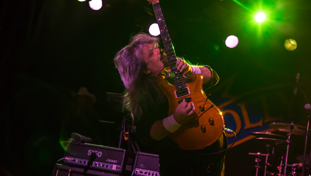 Molly Hatchet - Hirsch Nuernberg - 14-12-2015