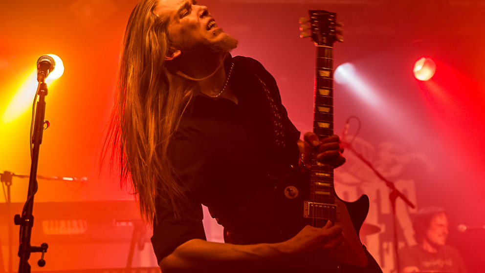 The New Roses - Hirsch Nuernberg - 14-12-2015