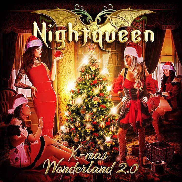 X-Mas Wonderland von Nightqueen - das schlimmste Metal-Weihnachtslied