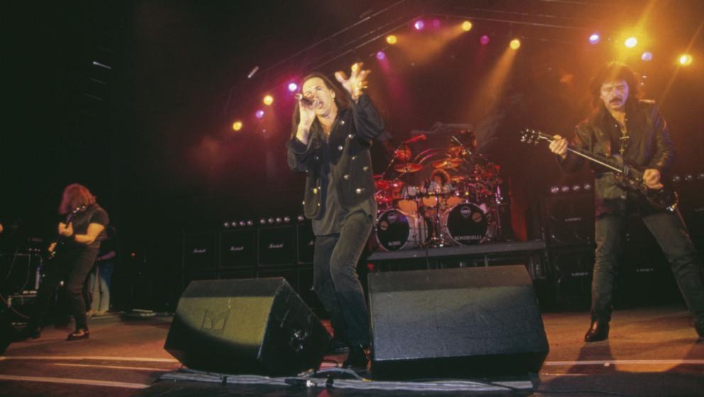 Tony Martin sing bei Black Sabbath (1994)