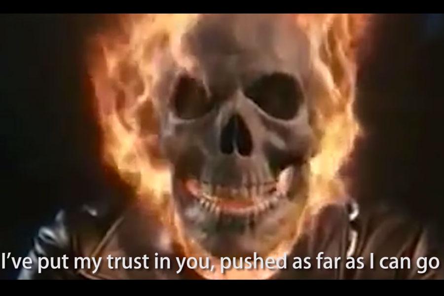 Ausschnitt aus dem Video zu 'In The End' des YouTube-Users The Unusual Suspect.