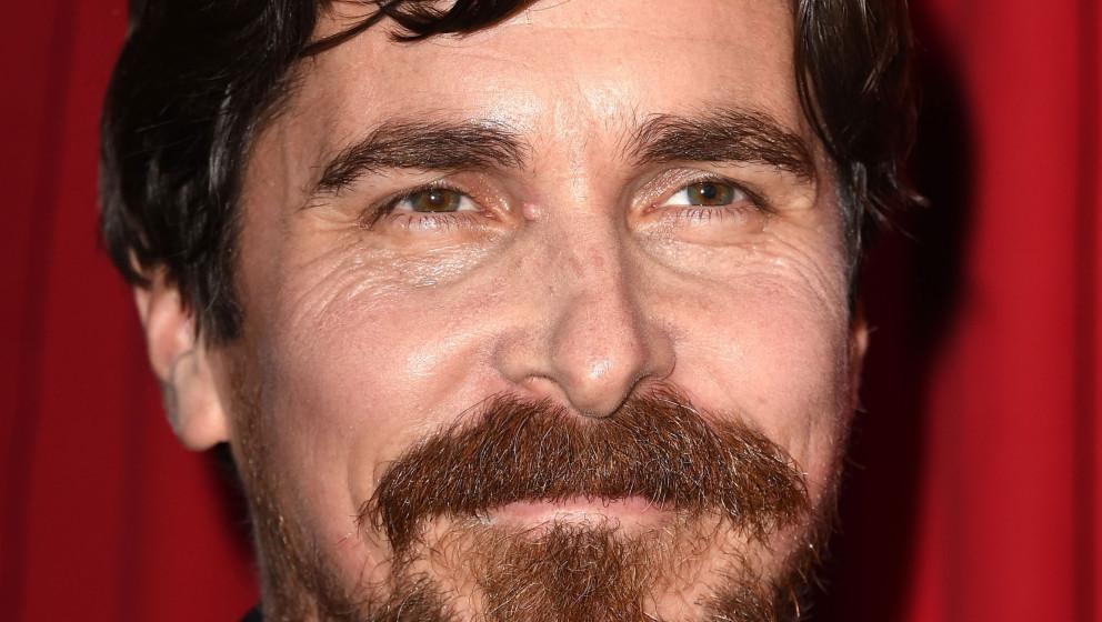Schauspieler Christian Bale