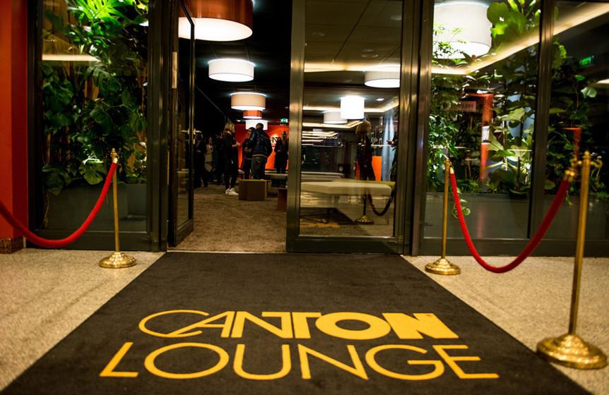 Eröffnung Canton Lounge Frankfurt Jahrhunderthalle Foto: Corinna Seibert