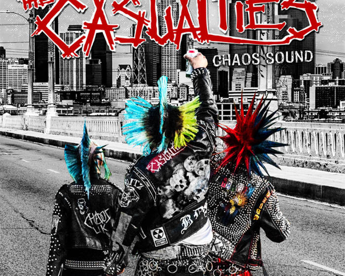 Casualties, The CHAOS SOUND