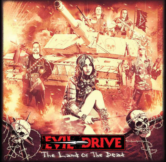 Evil Drive THE LAND OF THE DEAD