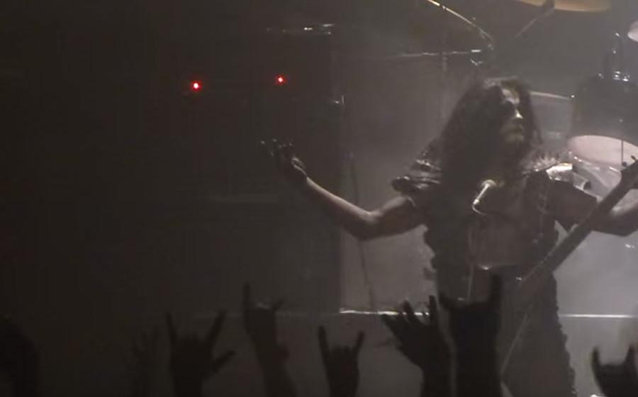 Abbath: Kalt und dunkel wird es, wenn die Band um den ehemaligen Immortal-Frontmann Dinkelsbühl verpestet.