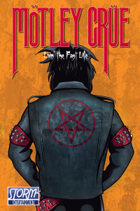 Cover Orbit: Mötley Crüe: Livin' the Fast Life (English Edition)