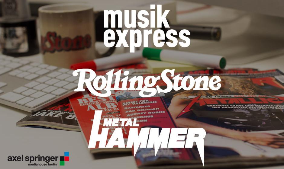 ASMB Musiktitel: METAL HAMMER und Kollegen