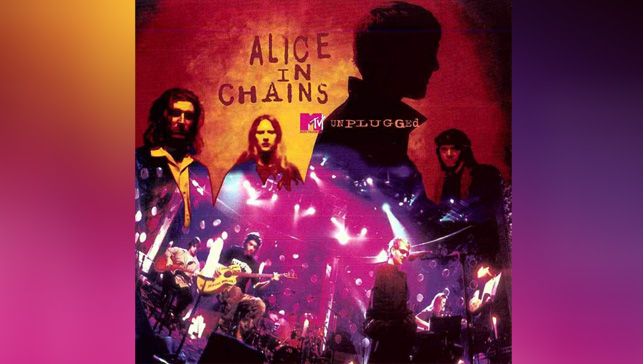Alice In Chaines UNPLUGGED