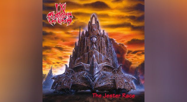 In Flames THE JESTER RACE