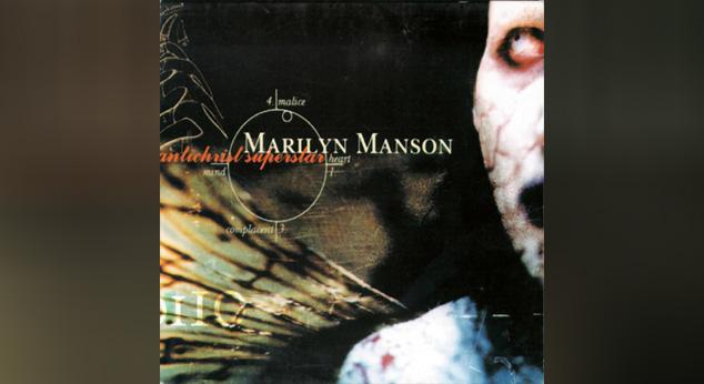 Marilyn Manson ANTICHRIST SUPERSTAR