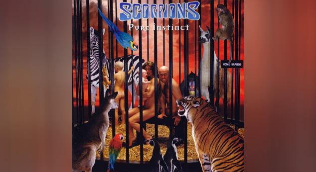 Scorpions PURE INSTINCT