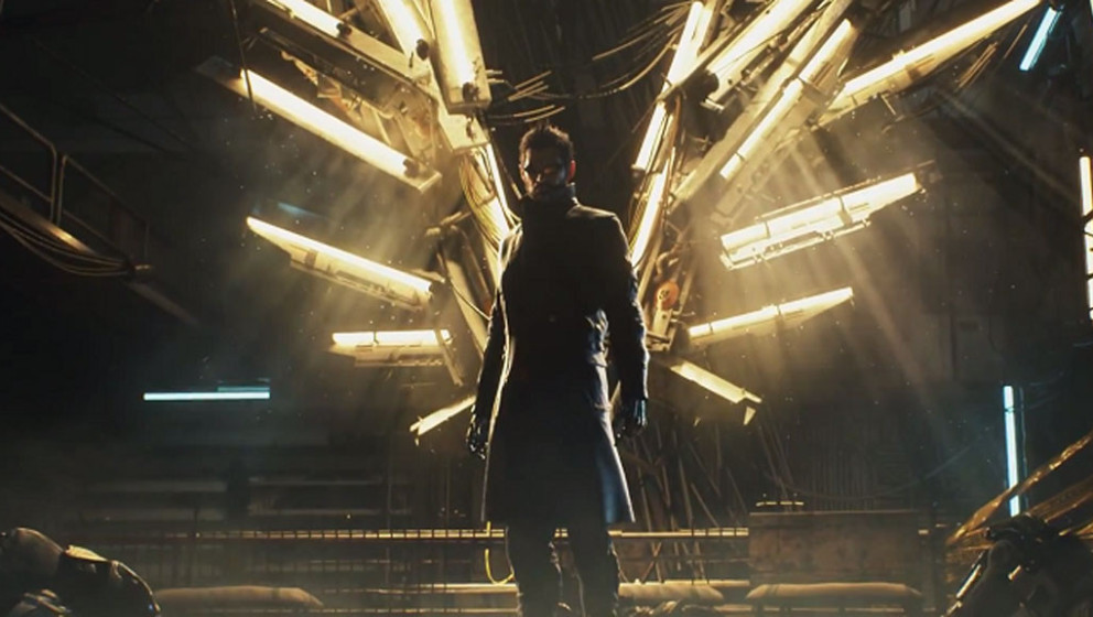 DEUS EX: MANKIND DIVIDED Action Square Enix //   Das Open World-Spiel 'Deus Ex: Mankind Divided' ist das Sequel zum viel