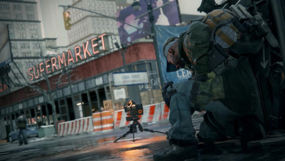 TOM CLANCY'S THE DIVISION MMO Action Massive Entertainment/Ubisoft //   Bereits im März erscheint 'Tom Clancy's The Di