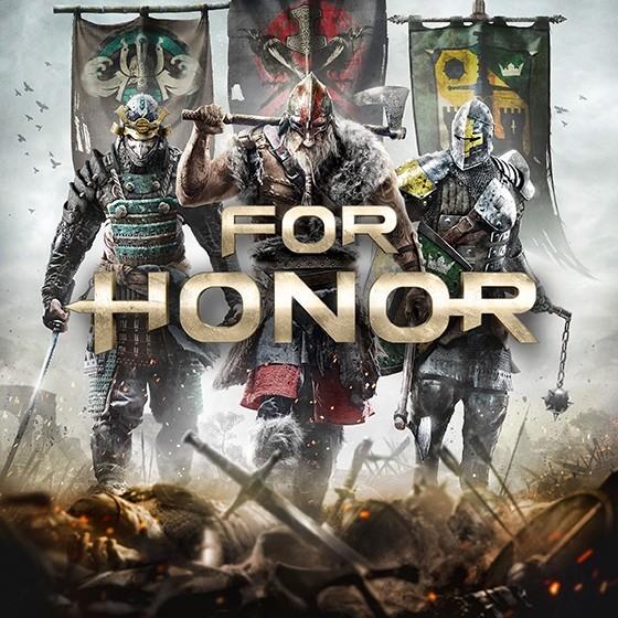 FOR HONOR Coop-Action Ubisoft //   Als Ritter, Wikinger oder Samurai begibt man sich in 'For Honor' in ausgiebige und int