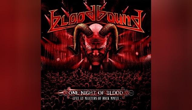 Bloodbound ONE NIGHT OF BLOOD