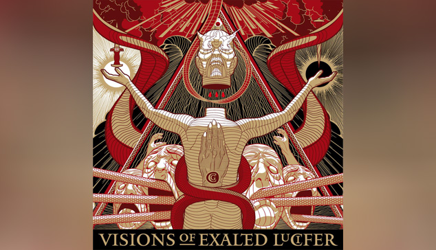 Cirith Gorgor VISIONS OF EXALTED LUCIFER