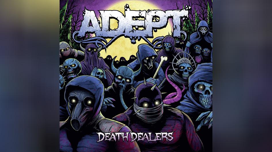 Adept: DEATH DEALERS (2011)