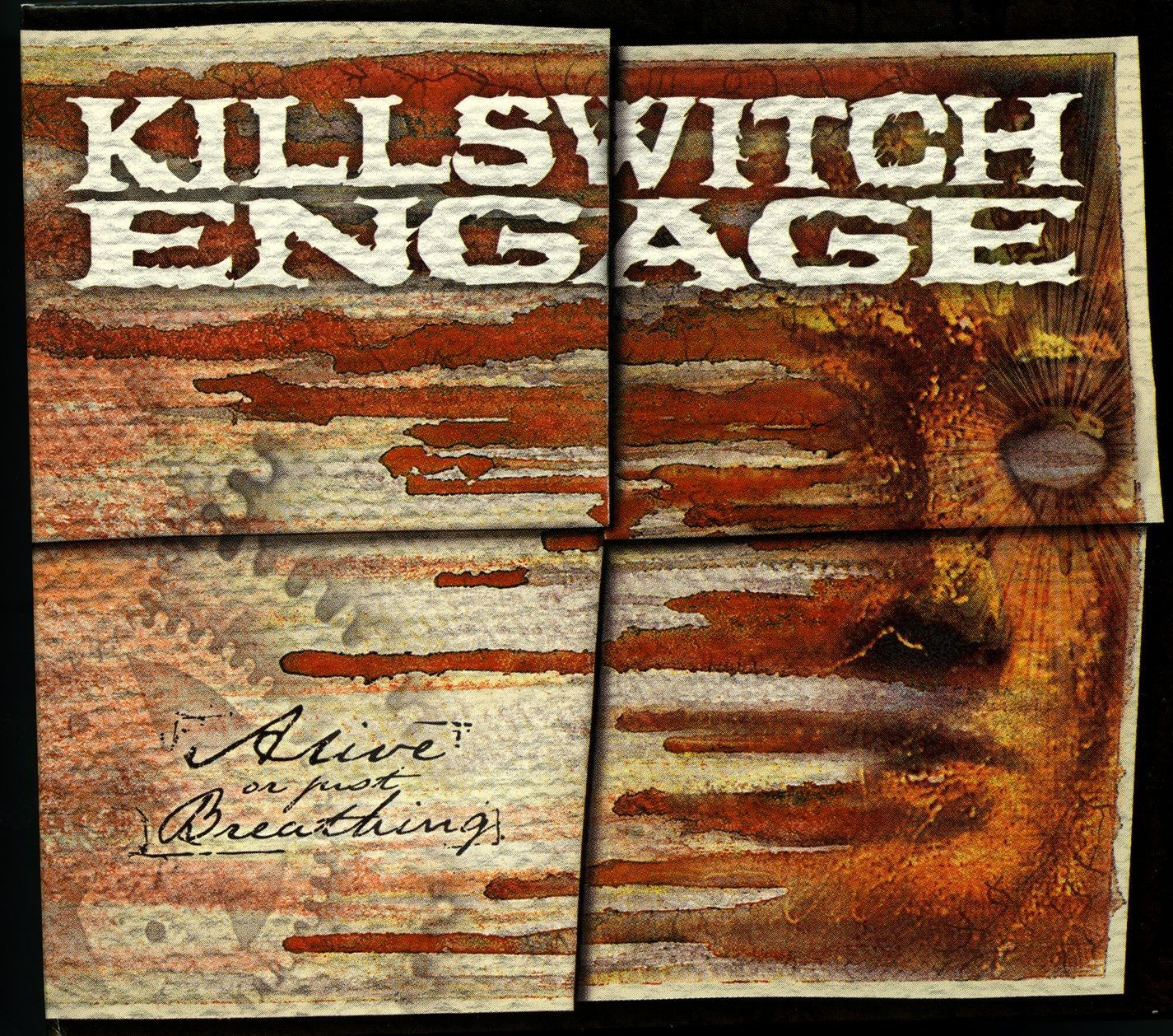 Killswitch Engage ALIVE OR JUST BREATHING (2002)