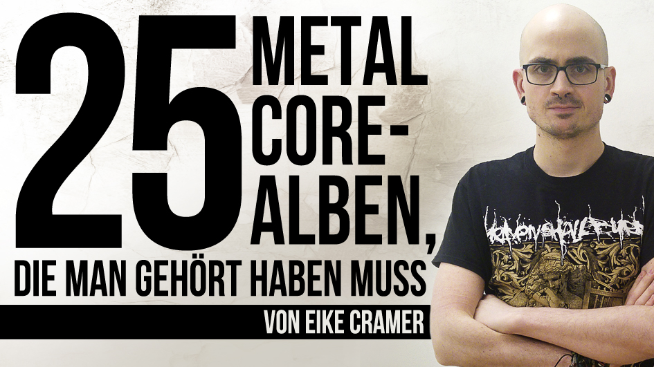 Metalcore-Alben Cover