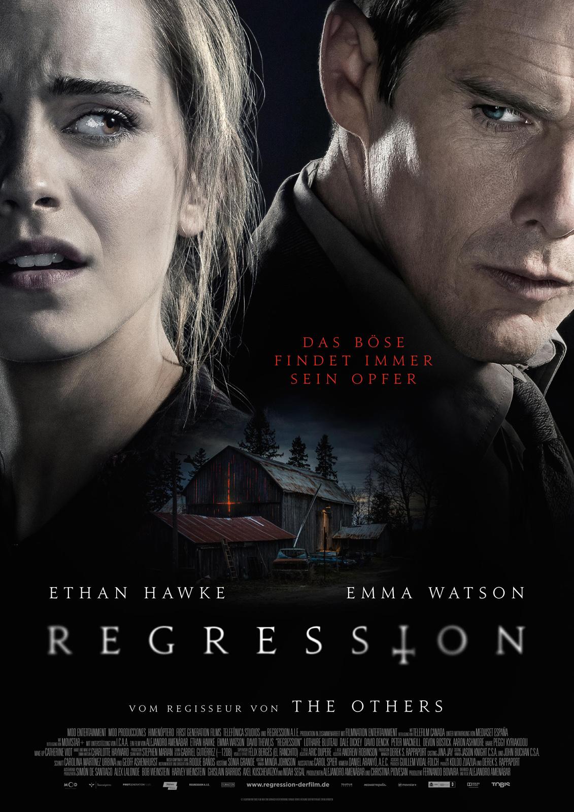 Regression Film Ende