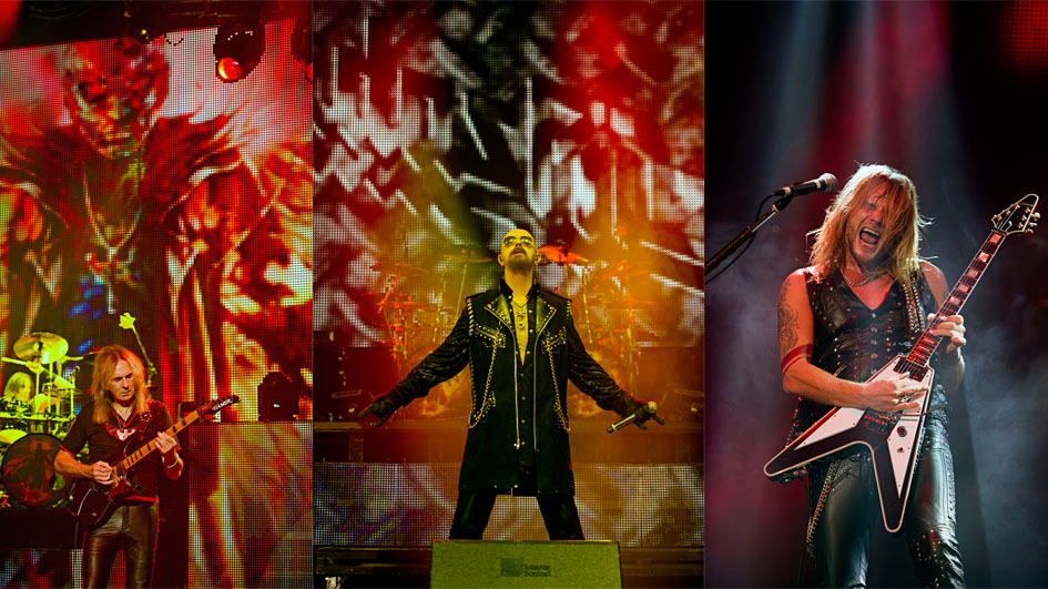 Judas Priest Header