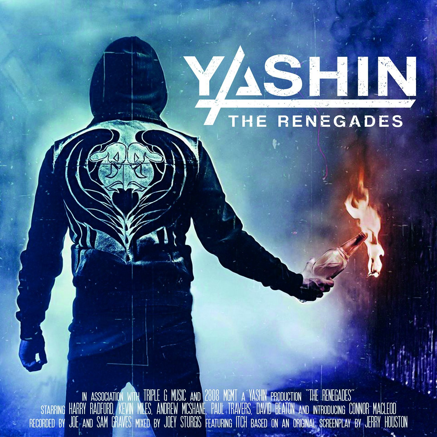 Yashin THE RENEGADES