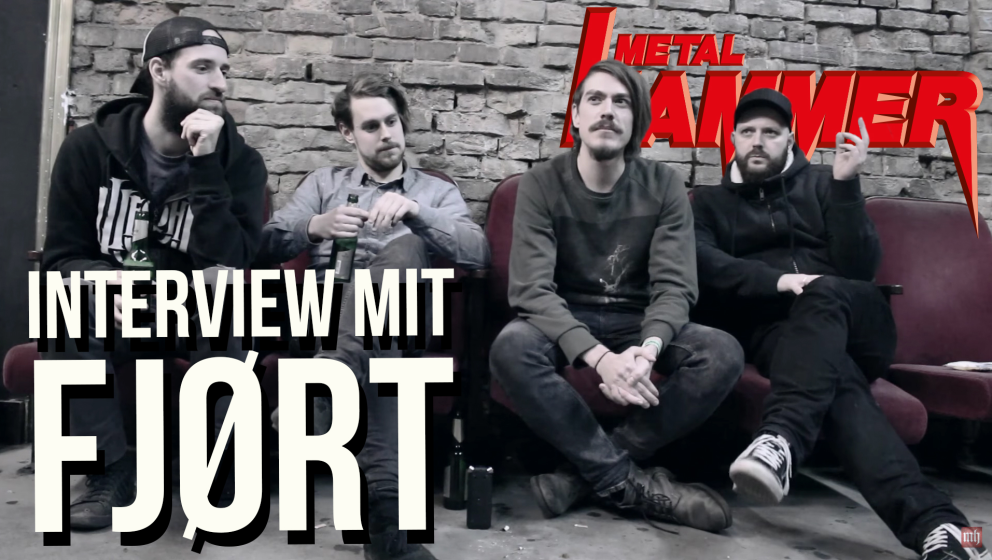 METAL HAMMER INTERVIEW: Fjørt
