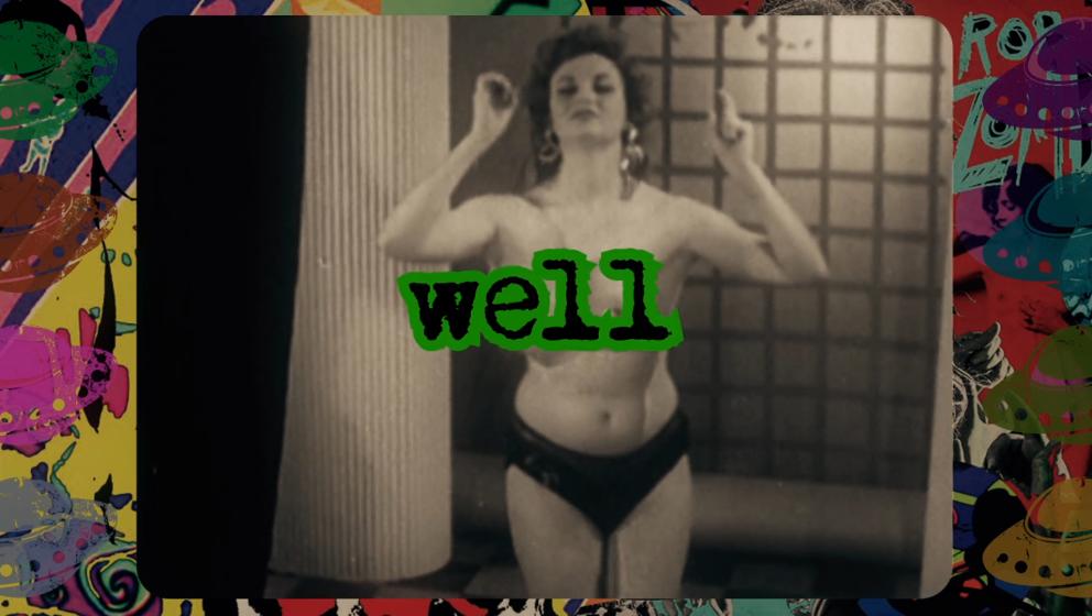 Ausschnitt aus dem neuen Rob Zombie-Video.