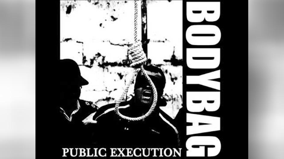 Bodybag PUBLIC EXECUTION EP