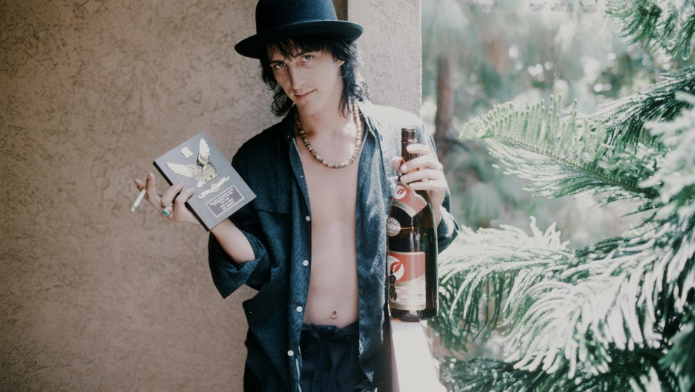 Izzy Stradlin 1988.