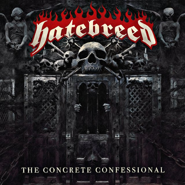 Hatebreed THE CONCRETE CONFESSIONAL