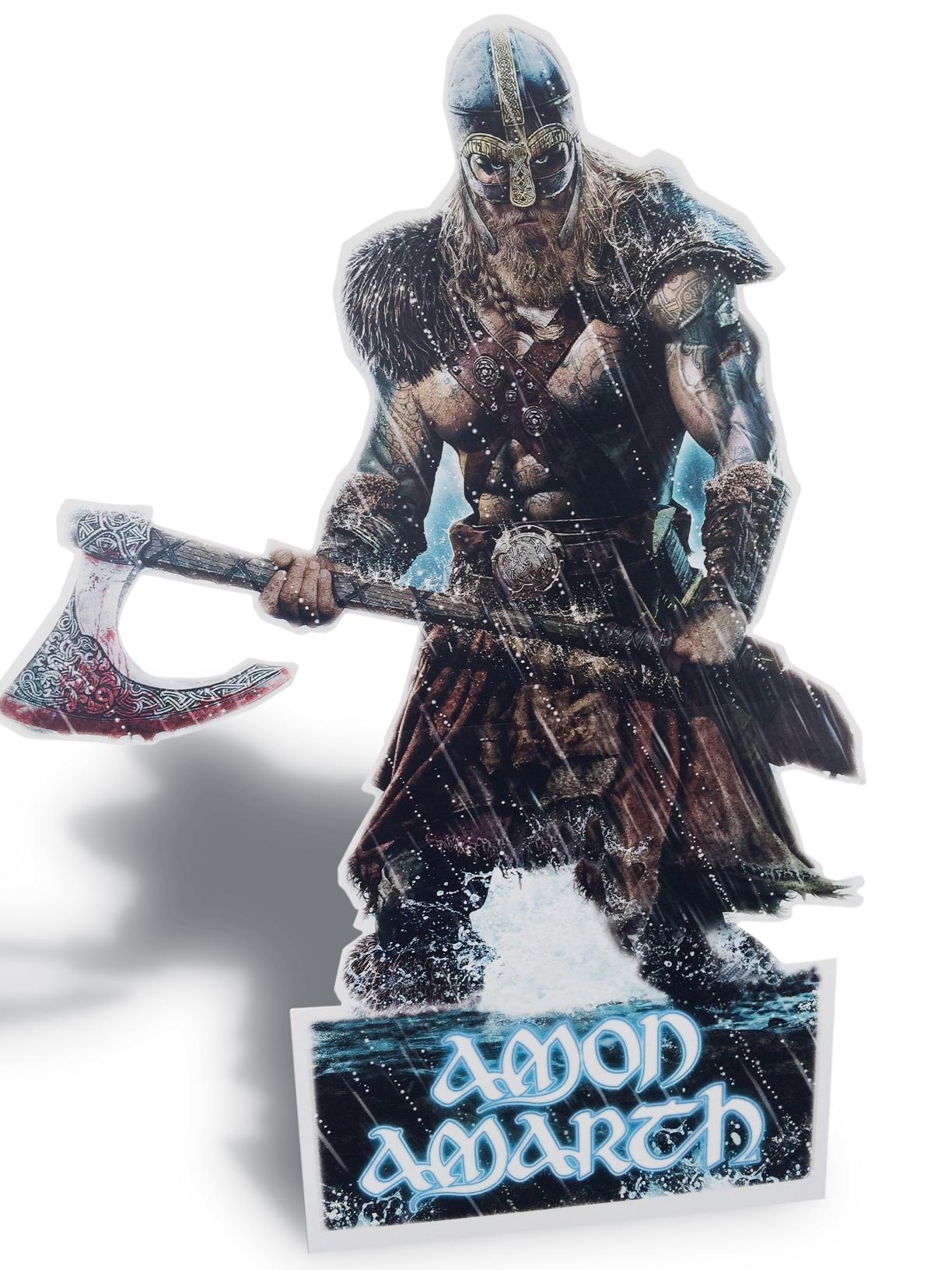Amon Amarth Pappaufsteller