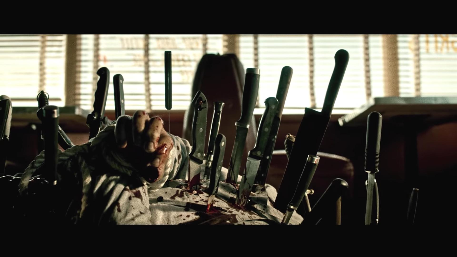 Ausschnitt aus dem neuen, brutalen Slayer-Video.