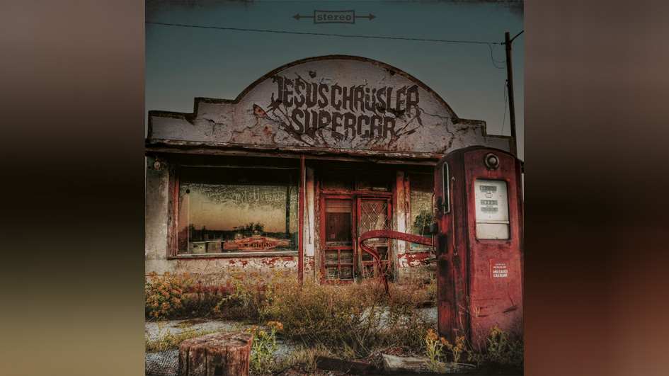 Jesus Chrüsler Supercar 35 SUPERSONIC
