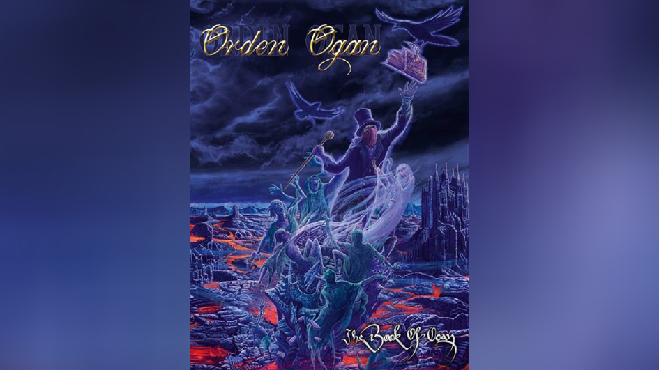 Orden Ogan THE BOOK OF OGAN