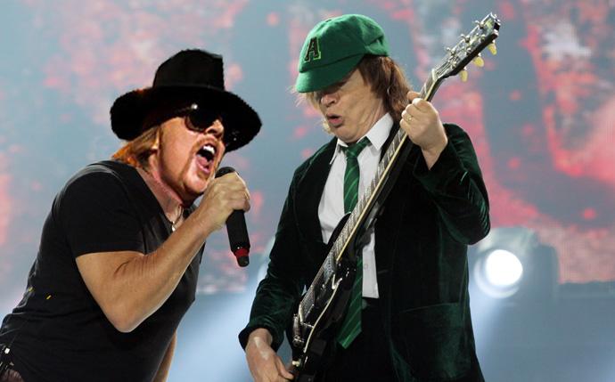AC/DC live in Dresden, 10.05.2015, Ostragehege