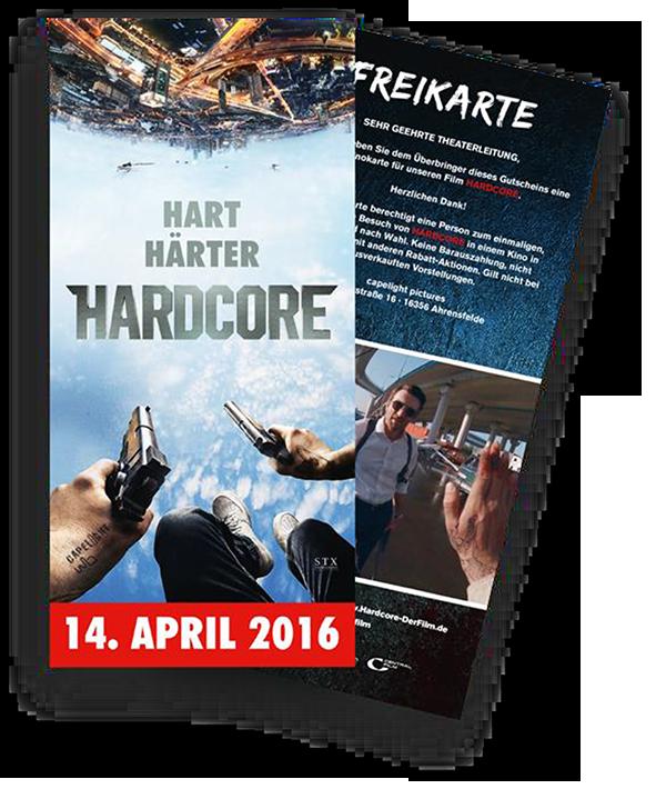 Freikarten_HARDCORE