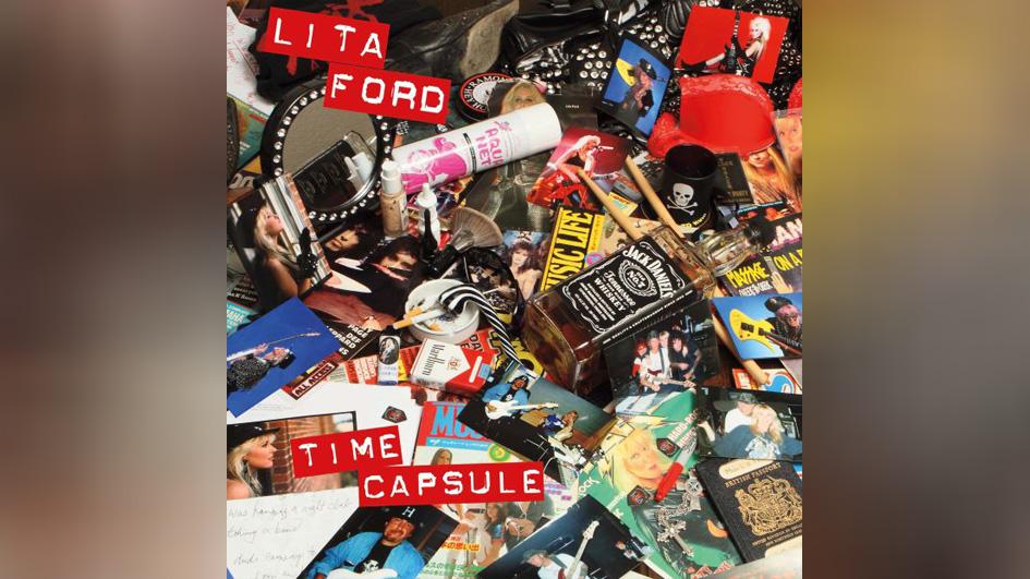 Ford, Lita, TIME CAPSULE