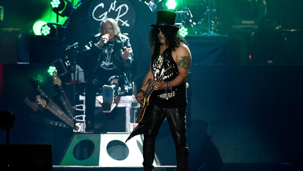 Guns N' Roses beim Coachella 2016!