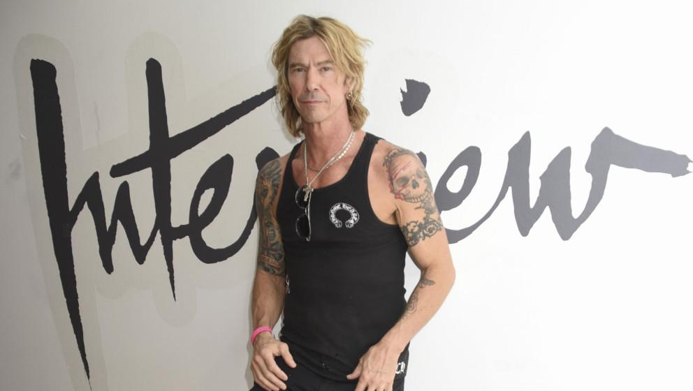 Guns N' Roses-Bassist Duff McKagan