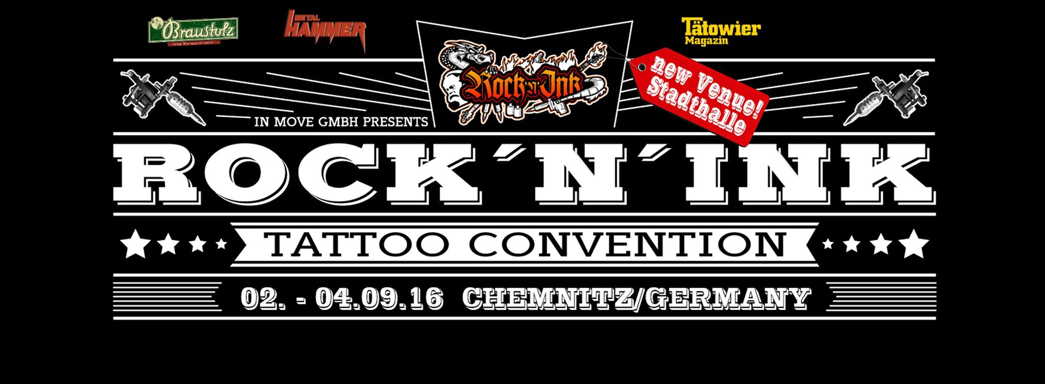 Rock 'n' Ink Tattoo Convention